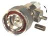 RFD-1605-2-C din male right angle